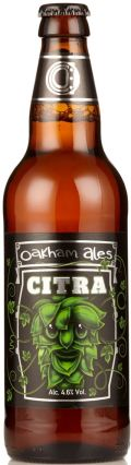 Oakham Citra - American Pale Ale