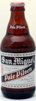 San Miguel Pale Pilsen - Pale Lager