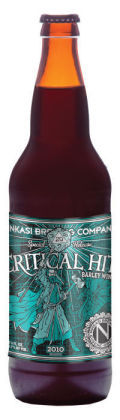 Ninkasi Critical Hit Barley Wine - Barley Wine