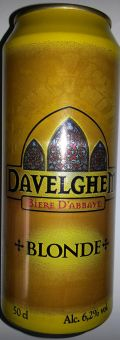 Davelghem Blonde - Strong Pale Lager/Imperial Pils
