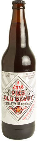 Pike Old Bawdy Barley Wine - Barley Wine