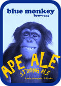Blue Monkey Ape Ale - India Pale Ale &#40;IPA&#41;