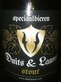 Duits & Lauret Stout - Stout