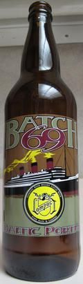 Lompoc Batch 69 Baltic Porter - Baltic Porter