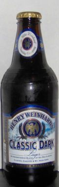 Henry Weinhards Classic Dark - Amber Lager/Vienna