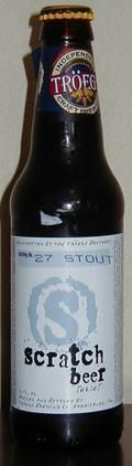Tregs Scratch 27 - Sweet Stout