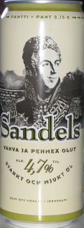 Olvi Sandels III - Pale Lager