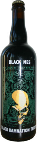 Struise Black Damnation III - Black Mes - Imperial Stout