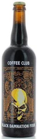 Struise Black Damnation IV - Coffee Club - Imperial Stout