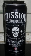 Mission Shipwrecked Double IPA - Imperial/Double IPA