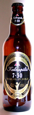 Kalnapilis 7.30 - Strong Pale Lager/Imperial Pils