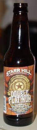 Starr Hill Double Platinum - Imperial/Double IPA