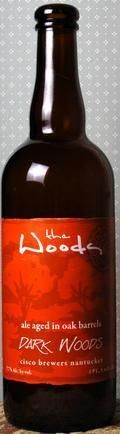 Cisco Dark Woods - Sour Ale/Wild Ale