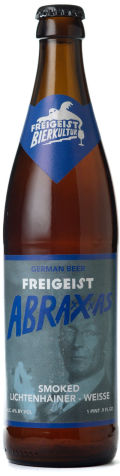 Freigeist Abraxxxas - Grodziskie/Gose/Lichtenhainer