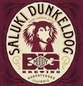 Big Muddy Saluki Dunkeldog Dark Amber - Amber Ale