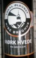 Nibe Mrk Hvede - Dunkelweizen
