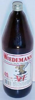 Wiedemann Bohemian Special - Pale Lager