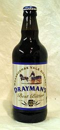 Branscombe Vale Draymans Best Bitter - Bitter