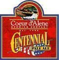 Coeur dAlene Centennial Pale Ale  - American Pale Ale