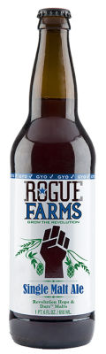 Rogue Farms Single Malt Ale - American Pale Ale