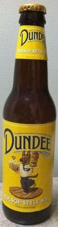 Dundee Kolsch-Style Ale - Klsch
