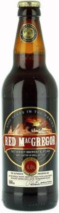 Orkney Red MacGregor &#40;Bottle&#41; - Premium Bitter/ESB