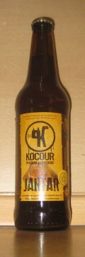 Kocour Jantar - Amber Ale