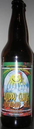 Hoppy Hoppy Claus Holiday Ale - Spice/Herb/Vegetable