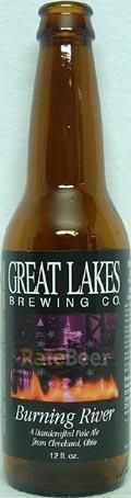 Great Lakes Burning River Pale Ale - American Pale Ale