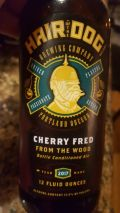 Hair of the Dog Cherry Fred from the Wood - Barley Wine