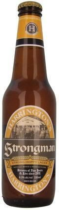 Harringtons Strongman - Strong Pale Lager/Imperial Pils