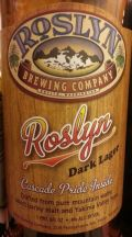 Roslyn Beer &#40;Dark Lager&#41; - Dunkel/Tmav