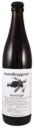 Haandbryggeriet Kreklingl &#40;-2012&#41; - Fruit Beer