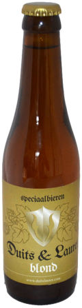Duits & Lauret Blond - Golden Ale/Blond Ale