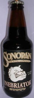 Sonoran Inebriator Stout - Imperial Stout