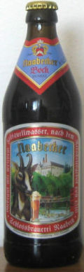 Naabecker Bock Dunkel - Dunkler Bock