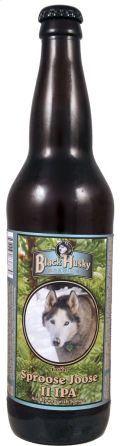 Black Husky Sproose Joose II IPA - Imperial/Double IPA