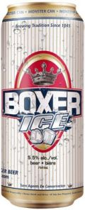 Boxer Ice - Pale Lager
