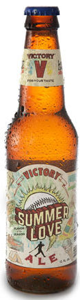 Victory Summer Love - Golden Ale/Blond Ale