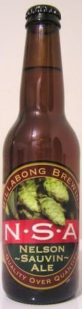 Billabong Nelson Sauvin Ale - American Pale Ale