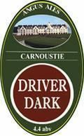Angus Ales Driver Dark - Stout