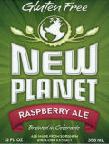New Planet 3R Raspberry Ale - Fruit Beer