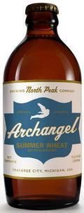 North Peak Archangel Summer Wheat - Fruit Beer
