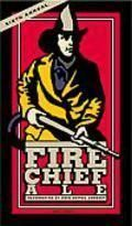 Rock Bottom Fire Chief Ale - Amber Ale