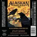 Alaskan Pilot Series: Double Black IPA - Black IPA