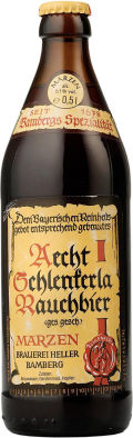 Aecht Schlenkerla Rauchbier Mrzen - Smoked