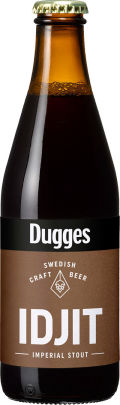 Dugges Idjit&#033; - Imperial Stout