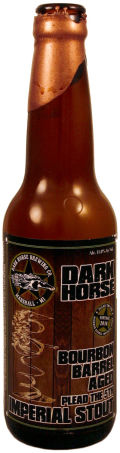 Dark Horse Bourbon Barrel Plead the 5th Imperial Stout - Imperial Stout