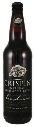 Crispin Artisanal Reserve Lansdowne - Cider