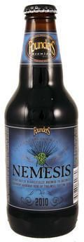 Founders Nemesis 2010 - Barley Wine
